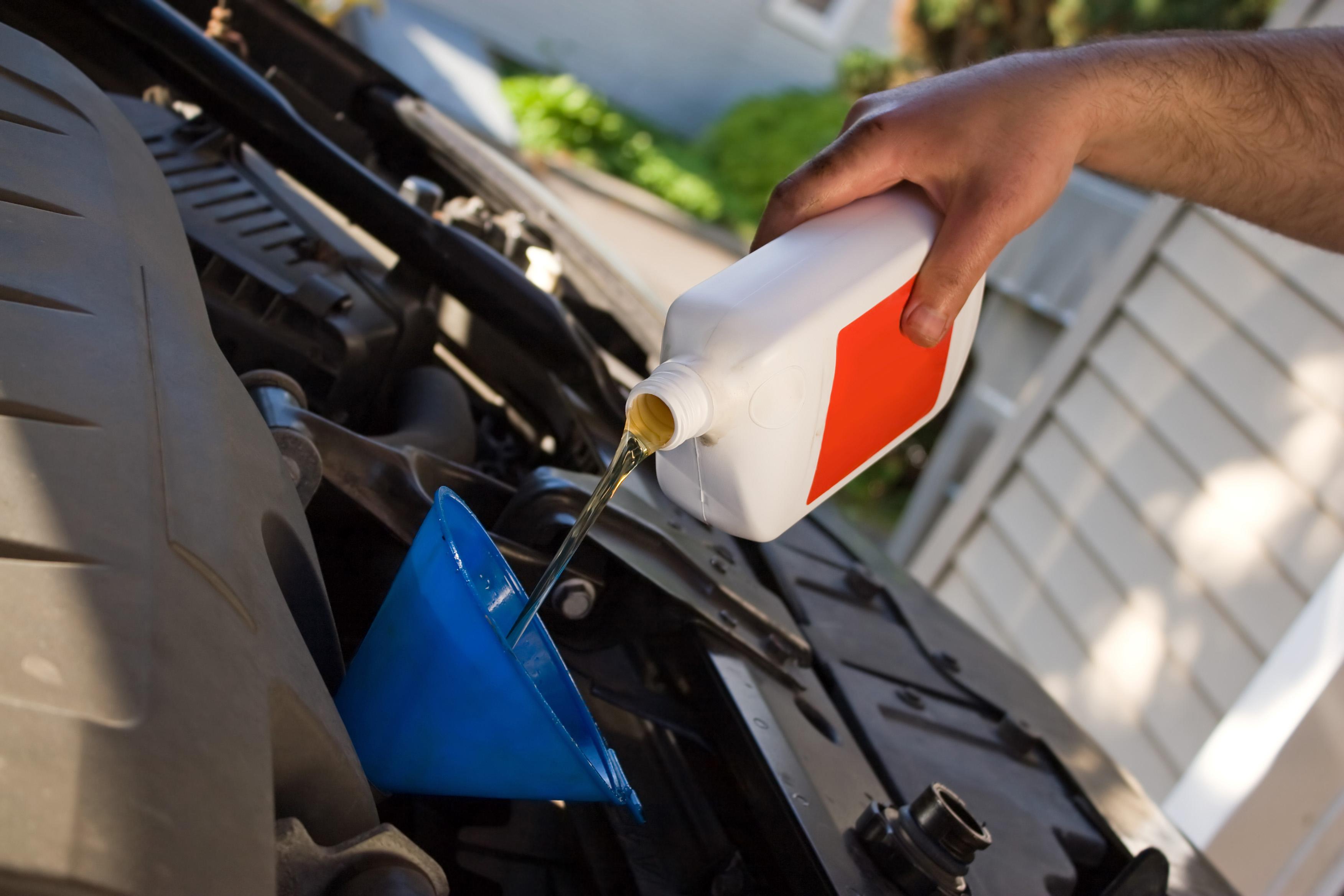 Przegląd pojazdów LPG