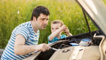 Przegląd samochodu elektrycznego