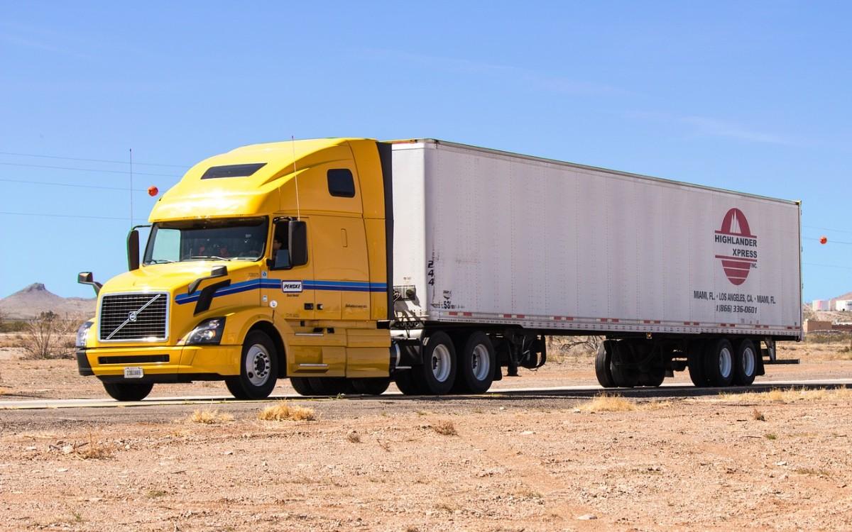 Przegląd samochodu ciężarowego